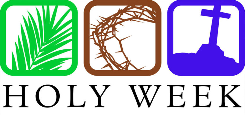 Holiest week of our Church's year