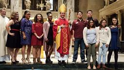 CONGRATULATIONS TO OUR NEWLY CONFIRMED